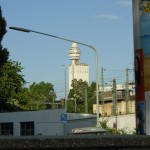 Henninger Turm (es gibt ihn noch)